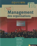 Jacques Saraf et Nathalie Lucchini - Management des organisations Tle STG.
