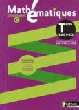 Albert Hugon - Mathématiques Tle Bac pro - Groupement C, programme 2011.
