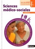 Blandine Savignac - Sciences médico-sociales à domicile 1ere, Tle bac pro ASSP - Nouveau programme.