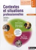 Blandine Savignac - Bac Pro ASSP 2e/1e/Tle, Contextes et situations professionnelles à domicile.