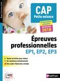 Louisa Rebih-Jouhet - CAP Petite enfance, préparation complète - Epreuves professionnelles EP1, EP2, EP3.