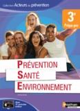 Jérôme Boutin - Prévention Santé Environnement 3e Prépa Pro.