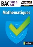 Mathématiques Bac STI2D, STL / Olivier Le Dantec | Le Dantec, Olivier