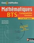 Jean-Denis Astier et Jean-Luc Dianoux - Mathématiques BTS Compabilité Gestion.
