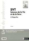 Jérôme Boutin - SVT Sciences de la vie et de la terre 3e prépa-Pro - Livre du professeur.