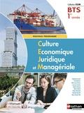 Pascal Besson et Marie-José Chacon - Culture économique juridique et managériale BTS 1re année.