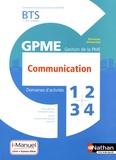 Madeleine Doussy - Domaines d'activités 1-2-3-4 GPME Communication BTS 1re & 2e années.