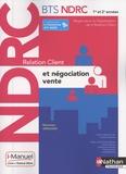 Laurence Garnier - Relation client et négociation-vente BTS NDRC 1re et 2e années.