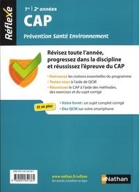 Prévention Santé Environnement CAP 1re/2e années  Edition 2018