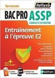Blandine Savignac et Elisabeth Baumeier - Entraînement à l'épreuve E2 Tle Bac pro ASSP à dominicile et en structure.