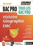 Annie Zwang - Histoire Géographie Enseignement moral et civique Tle BAC PRO.