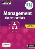 Marie-José Chacon et Patrice Gillet - Management des entreprises BTS 2e année - Livre de l'élève.