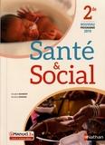 Elisabeth Baumeier et Blandine Savignac - Santé & Social 2de.
