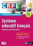Alain Corneloup - Système éducatif français oral CRPE - Entretien à partir d'un dossier.