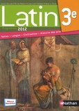 Jacques Gaillard et Séléna Hébert - Latin 3e - Programme 2012.