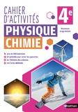 Nicolas Coppens et Frédéric Amauger - Physique chimie 4e - Cahier d'activités.