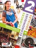 Claude-Danièle Echaudemaison - Sciences économiques & sociales 2de - Livre de l'élève.