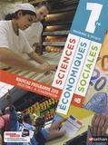 Claude-Danièle Echaudemaison - Sciences économiques & sociales 1re enseignement de spécialité.