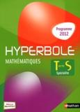 Joël Malaval - Mathématiques Tle S spécialité Hyperbole - Programme 2012.