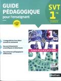 David Guillerme et Marc Jubault-Bregler - SVT 1re Enseignement de spécialité - Guide pédagogique pour l'enseignant.