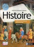 Guillaume Le Quintrec - Histoire 2nde - Livre de l'élève.