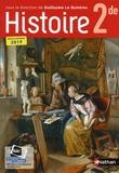 Guillaume Le Quintrec - Histoire 2de.