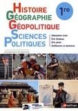 Sébastien Cote et Eric Godeau - Histoire Géographie Géopolitique Sciences politiques 1re.