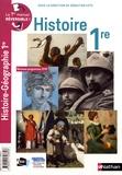 Sébastien Cote et Eric Janin - Histoire-Géographie 1re.