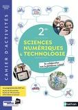 Nathan - Sciences numérique et technologiques 2de - Cahier d'activité.