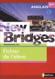 François Guary et Marie Fort-Couderc - Anglais 1e - Fichier de l'élève, programme 2011.