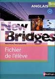 François Guary et Marie Fort-Couderc - Anglais Tle New Bridges - Fichier de l'élève.