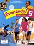 Edouard Clemente et Monique Laffite - Espagnol 5e A1-A2 Estupendo !.