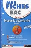 Sandrine Benasé-Rebeyrol - Economie approfondie - Tle ES.