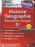 Grégoire Pralon et Laure Genet - Histoire Géographie Education civique 3e.