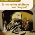 Prosper Mérimée et Alfred de Musset - 4 nouvelles réalistes sur l'argent.