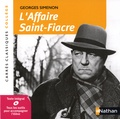 Georges Simenon - L'affaire Saint-Fiacre.
