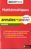 Carole Feugère et Gilles Mora - Mathématiques 3e - Sujets.