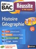 Alain Rajot et Frédéric Fouletier - Histoire géographie Tle L ES.