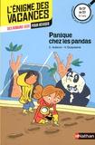 Claudine Aubrun et Vincent Duquesne - Panique chez les pandas - Du CP au CE1 6-7 ans.