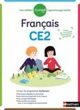 Nathan - Français CE2 Les cahiers Dyscool.