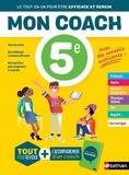 Karine Juillien et Olivier Revil - Mon coach 5e.