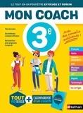Céline Mimouni et Maria-Antonia Pinto - Mon coach 3e.