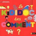 Sylvie Baussier - Le Kididoc des comment ?.