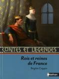Brigitte Coppin - Rois et reines de France.