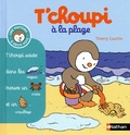 T'choupi à la plage / Thierry Courtin | Courtin, Thierry (1954-....)