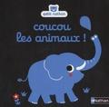 Coucou les animaux ! | Hayashi, Emiri. Illustrateur