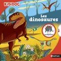 Claudine Roland et Rémi Saillard - Les dinosaures.