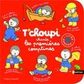 Thierry Courtin - T'choupi chante les premières comptines.