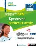 Christophe Ragot et Louisa Rebih-Jouhet - CONCOURS PARA M  : Concours d'entrée aide-soignant 2019 - Format : ePub 3.