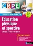 Alain Saint-Jalmes - Education physique et sportive - Entretien à partir d'un dossier.